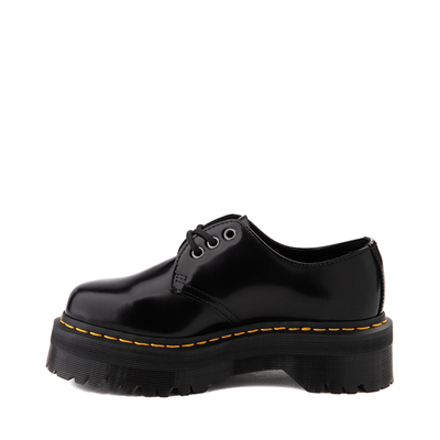 Alternate view of Dr. Martens 1461 Platform Casual Shoe - Black