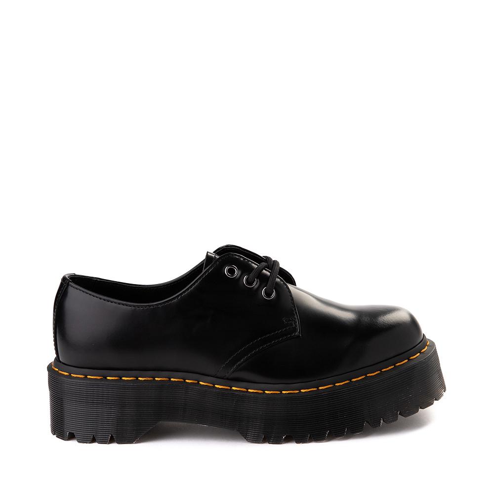 Dr. Martens 1461 Platform Casual Shoe - Black