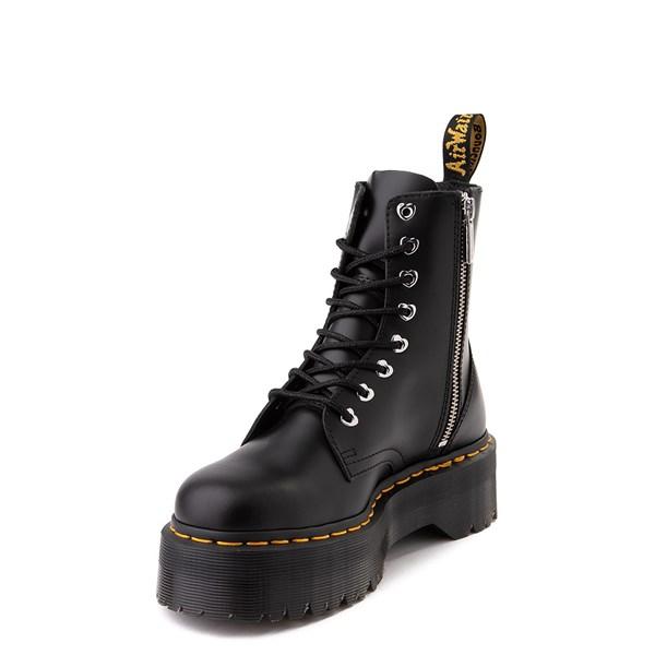 alternate view Womens Dr. Martens x Hello Kitty® Jadon Boot - BlackALT3
