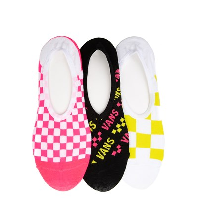 Main view of Womens Vans After Dark Liners 3 Pack - Multi