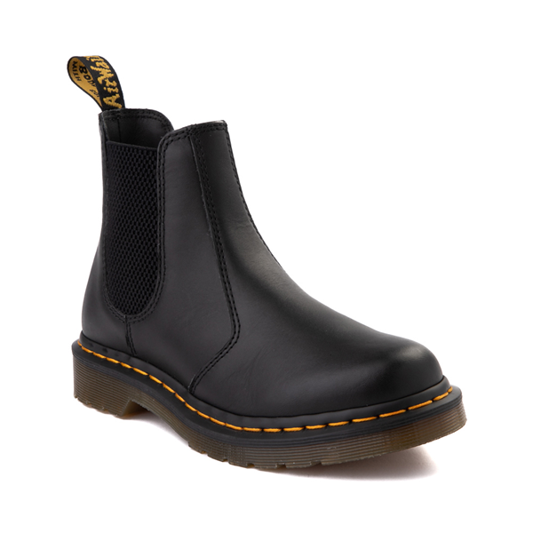 alternate view Womens Dr. Martens 2976 Chelsea Boot - BlackALT5