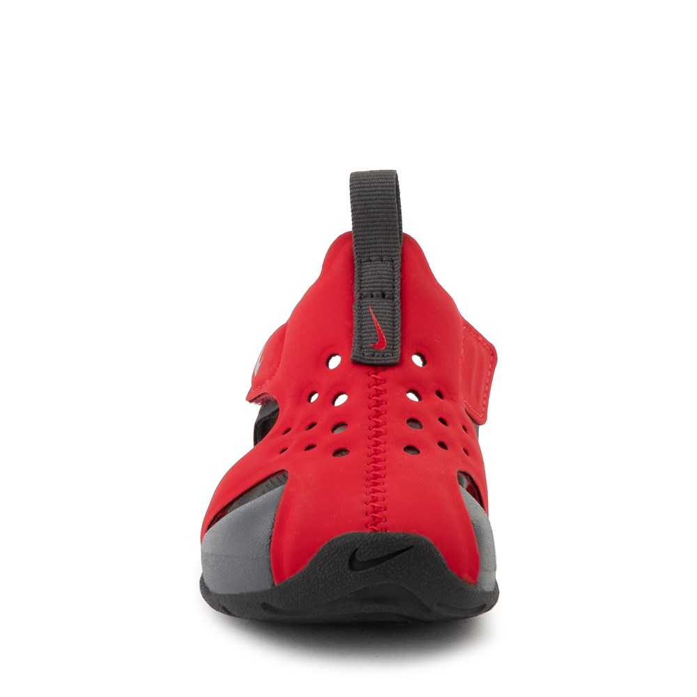 Nike Sunray Protect Sandal Baby Toddler Red Anthracite