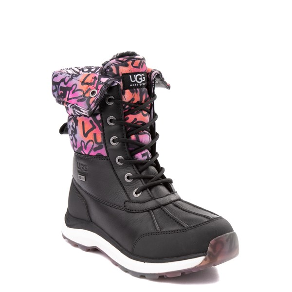 Alternate view of Womens UGG® Adirondack III Graffiti Boot