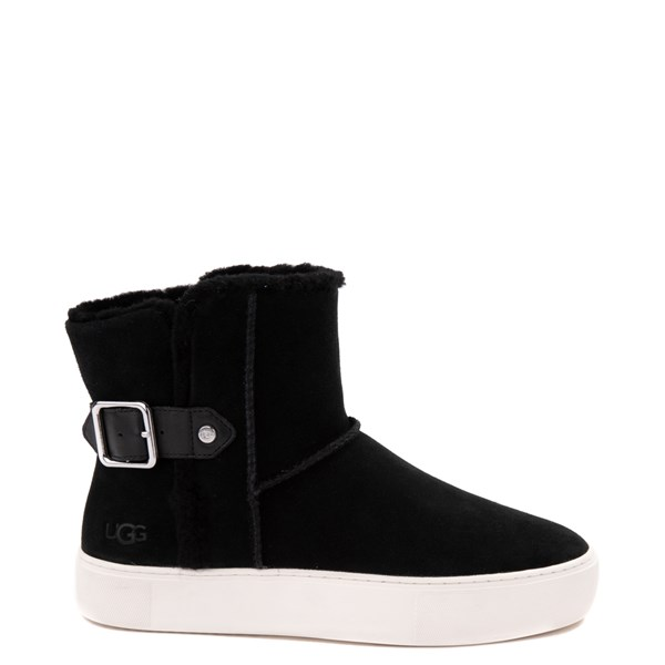 Main view of Women's UGG Aika Boot - Black