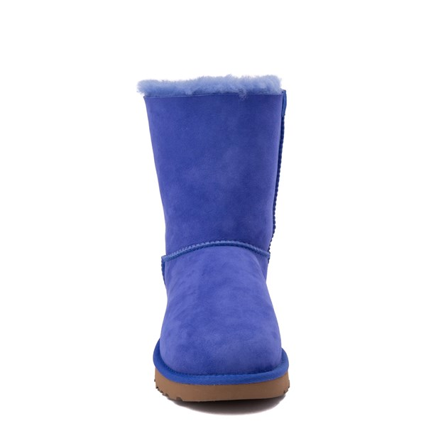 alternate view Womens UGG® Bailey Bow II Boot - Deep PeriwinkleALT4