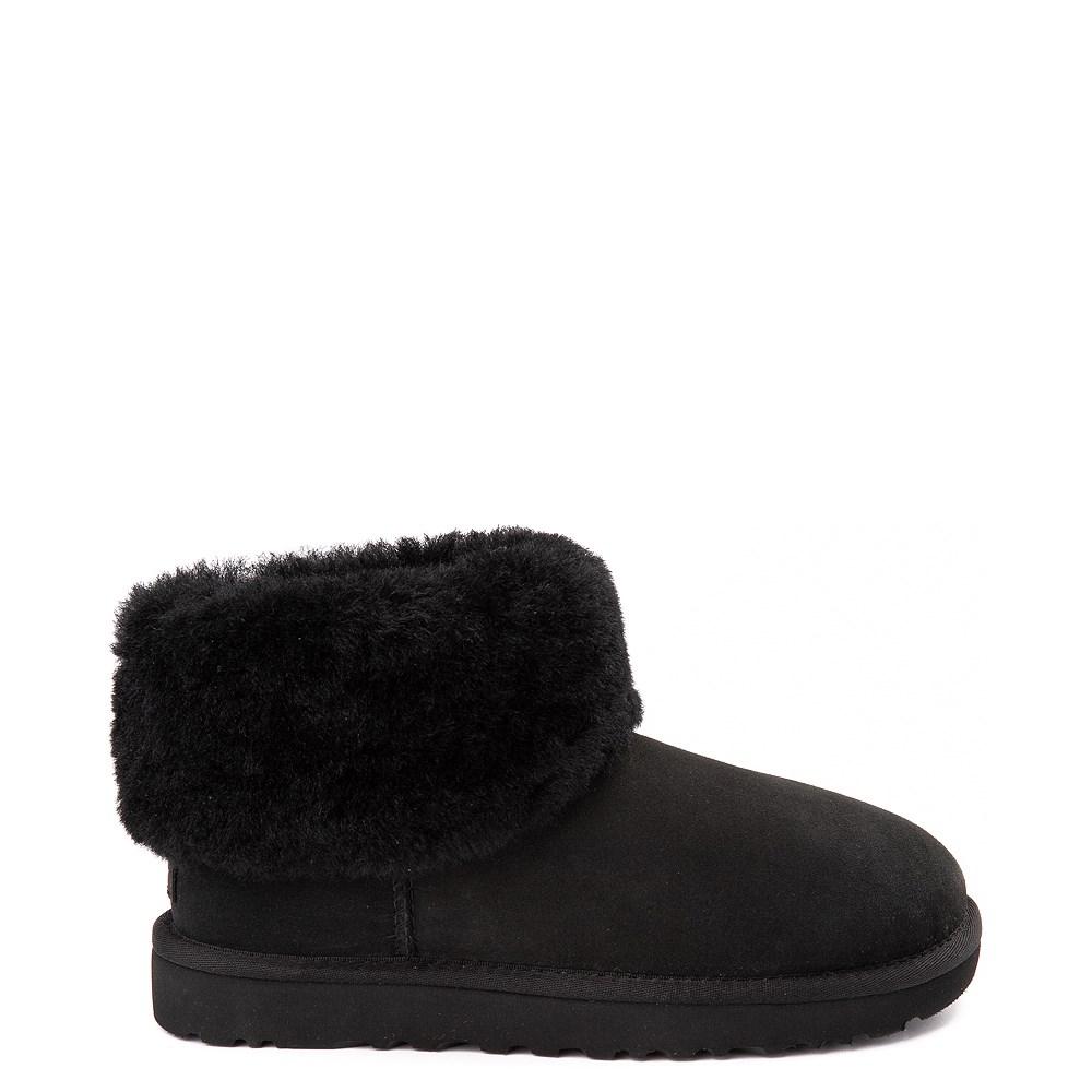 Womens UGG® Classic Mini Fluff Boot