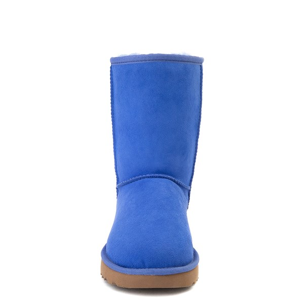 alternate view Womens UGG® Classic Short II Boot - BlueALT4