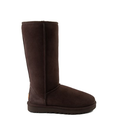 Main view of Womens UGG® Classic Tall II Boot - Chocolate