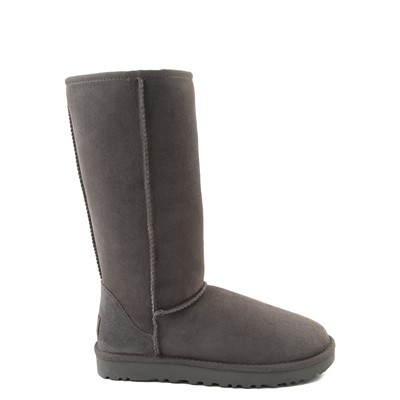 Main view of Womens UGG® Classic Tall II Boot - Gray
