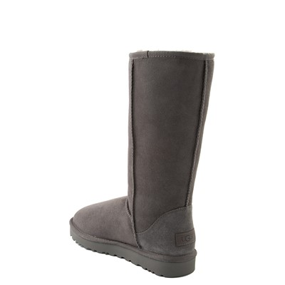 Alternate view of Womens UGG® Classic Tall II Boot - Gray