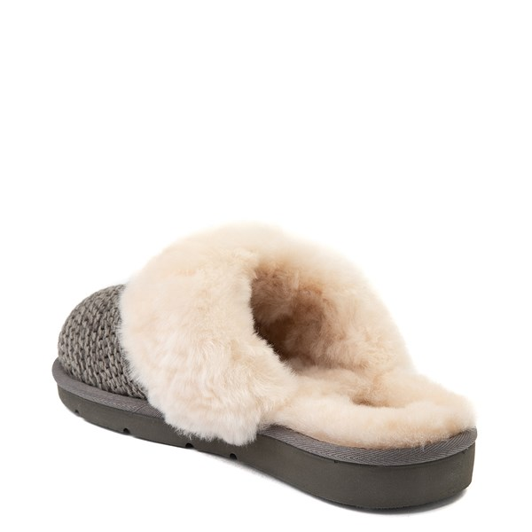alternate view Womens UGG® Cozy Knit SlipperALT2