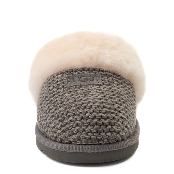alternate view Womens UGG® Cozy Knit SlipperALT4