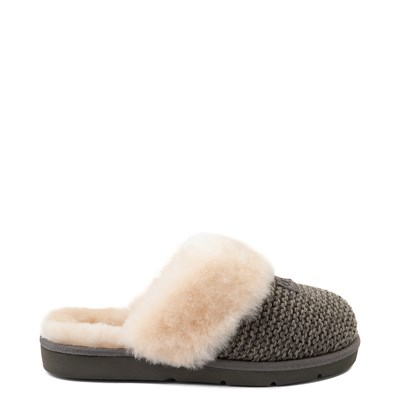 Main view of Womens UGG® Cozy Knit Slipper