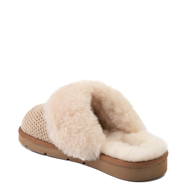 alternate view Womens UGG® Cozy Knit SlipperALT2-2