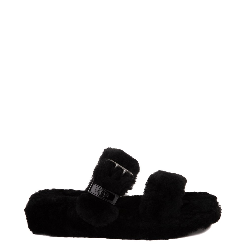 Womens Ugg® Fuzz Yeah Slide Sandal by Ugg
