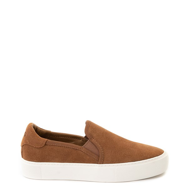 Womens UGG® Jass Slip On Casual Shoe - Chestnut