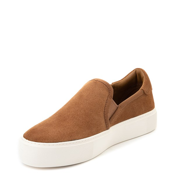 alternate view Womens UGG® Jass Slip On Casual Shoe - ChestnutALT3