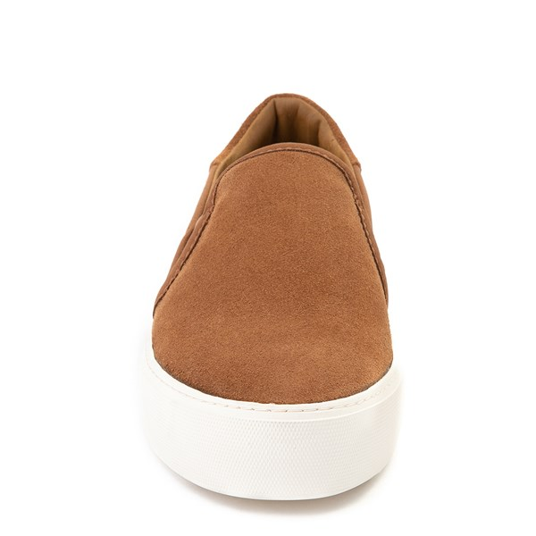 alternate view Womens UGG® Jass Slip On Casual Shoe - ChestnutALT4