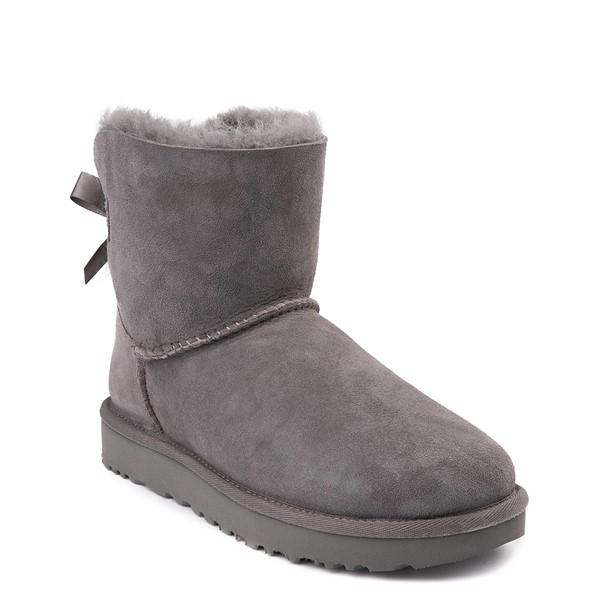 alternate view Womens UGG® Mini Bailey Bow II BootALT1
