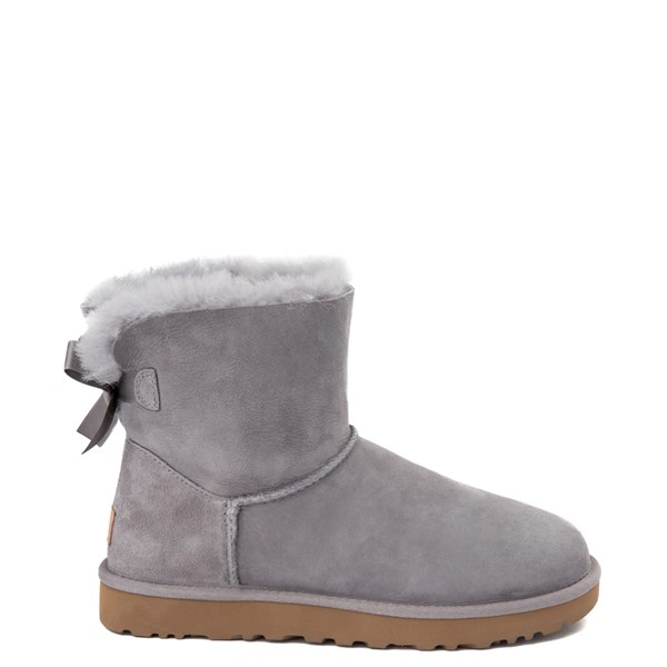 Womens UGG® Mini Bailey Bow II Boot - Soft Amethyst