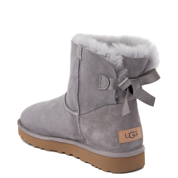 alternate view Womens UGG® Mini Bailey Bow II Boot - Soft AmethystALT2