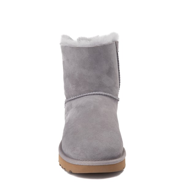 alternate view Womens UGG® Mini Bailey Bow II Boot - Soft AmethystALT4