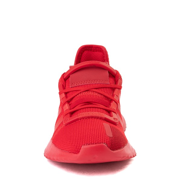 alternate view adidas U_Path Run Athletic Shoe - Little Kid - Scarlet MonochromeALT4