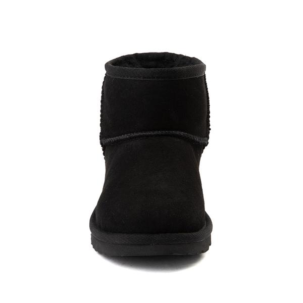 alternate view UGG® Classic Mini II Boot  - Little Kid / Big Kid - BlackALT4