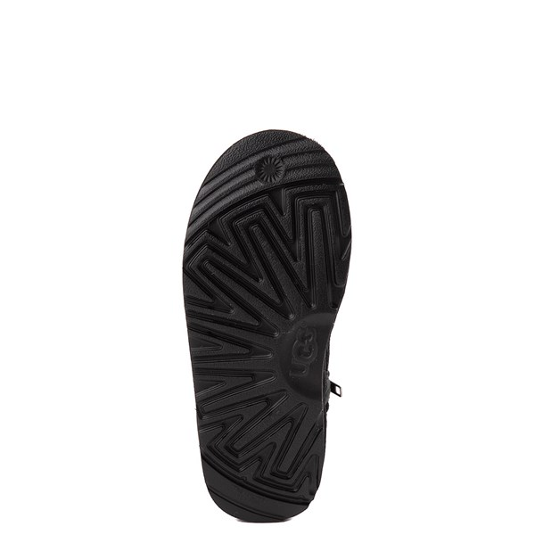 alternate view UGG® Knit Boot - Little Kid / Big Kid - BlackALT5