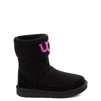Main view of UGG® Knit Boot - Little Kid / Big Kid