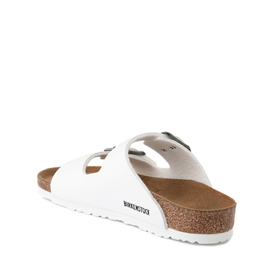 Alternate view of Birkenstock Arizona Sandal - Little Kid - White