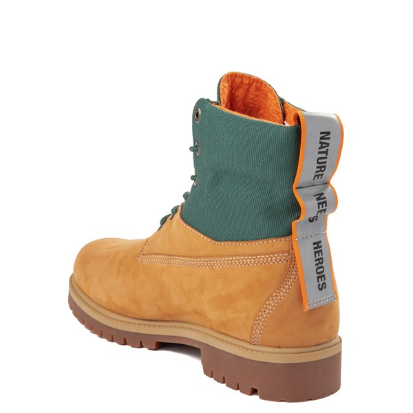 "alternate view Mens Timberland 6"" ReBOTL™ Boot - WheatALT2"