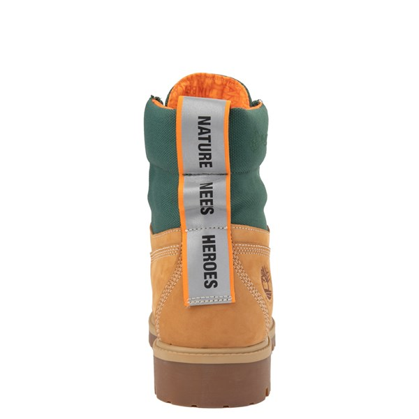 "alternate view Mens Timberland 6"" ReBOTL™ Boot - WheatALT7"