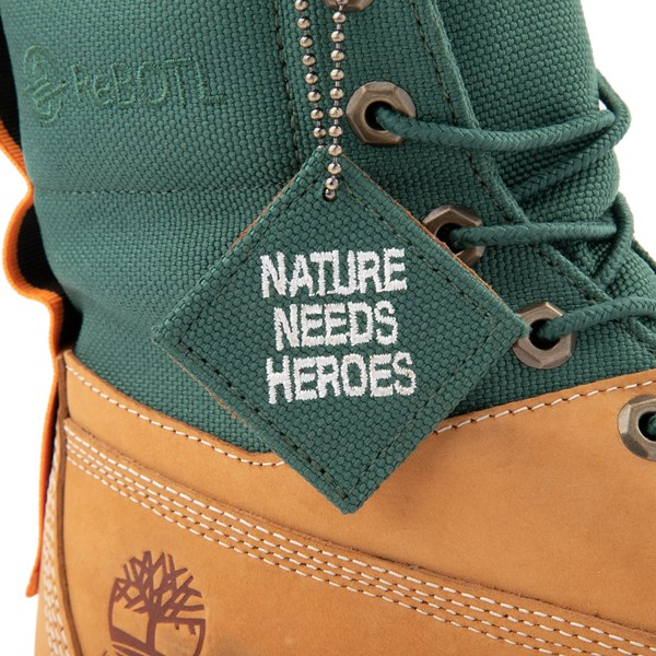 "alternate view Mens Timberland 6"" ReBOTL™ Boot - WheatALT8"