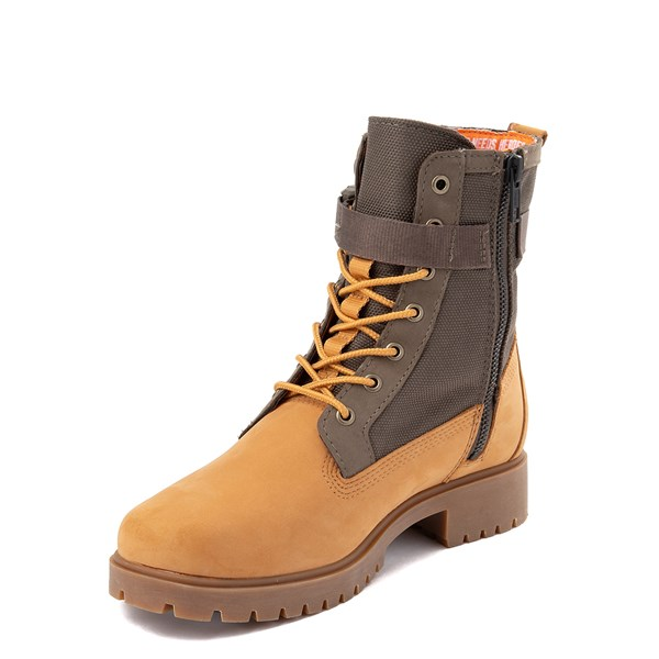 alternate view Womens Timberland Jayne ReBOTL™ Boot - WheatALT3