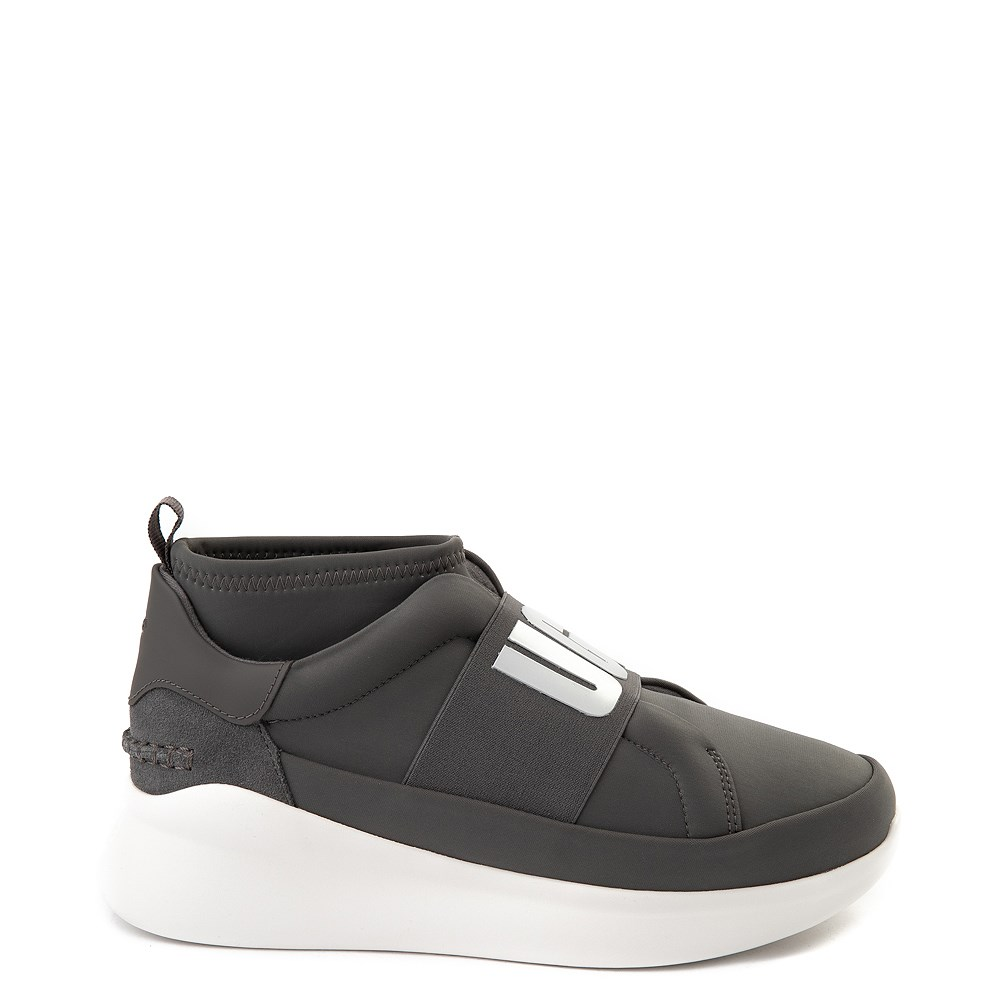 Womens UGG® Neutra Sneaker - Charcoal