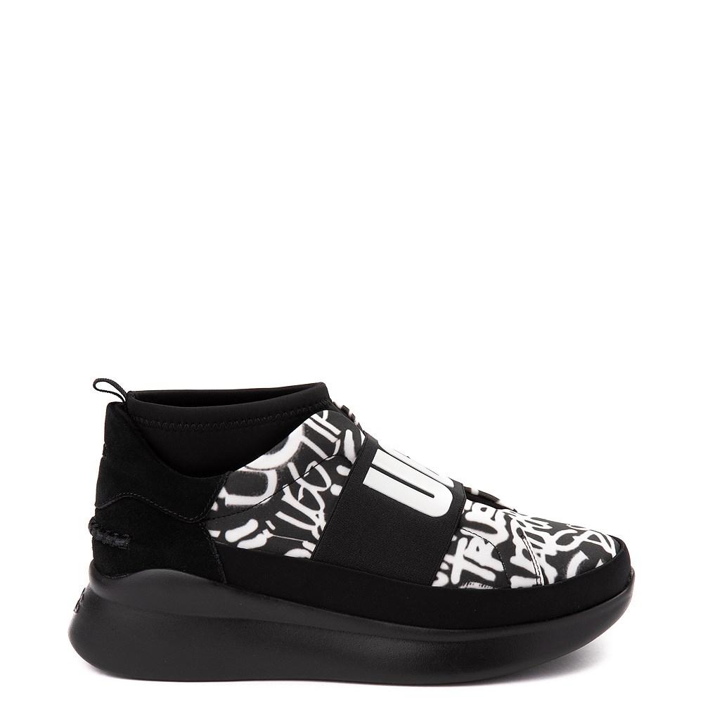 Womens UGG® Neutra Graffiti Pop Sneaker