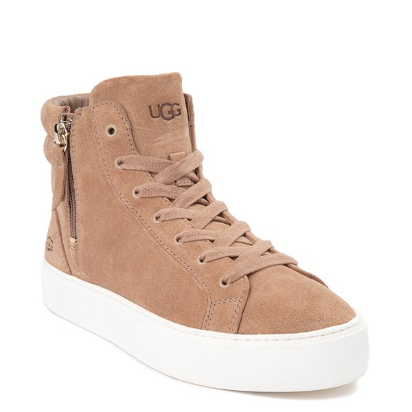 Alternate view of Womens UGG® Olli Casual Shoe - Beige