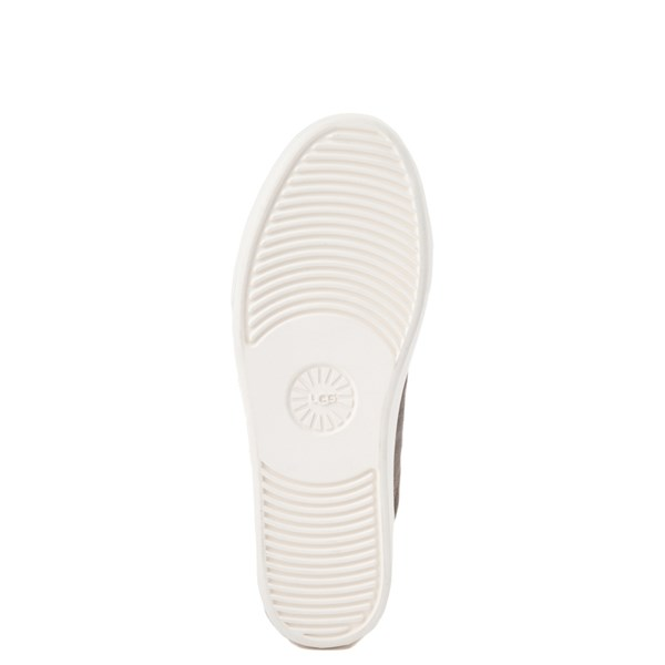 alternate view Womens UGG® Olli Casual Shoe - GrayALT5