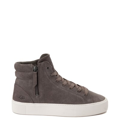 Main view of Womens UGG® Olli Casual Shoe - Gray