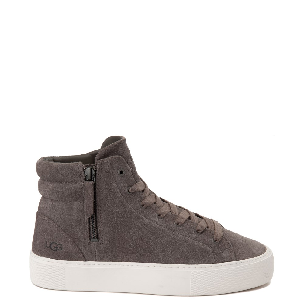 Womens UGG® Olli Casual Shoe - Gray