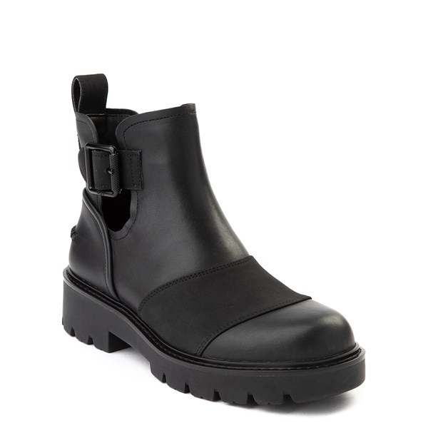 alternate view Womens UGG® Stockton Boot - BlackALT1