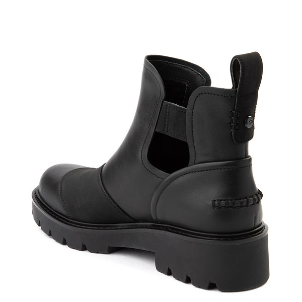 alternate view Womens UGG® Stockton Boot - BlackALT2