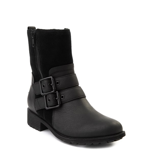 Alternate view of Womens UGG® Wilde Boot - Black
