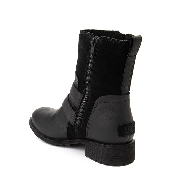 alternate view Womens UGG® Wilde Boot - BlackALT2