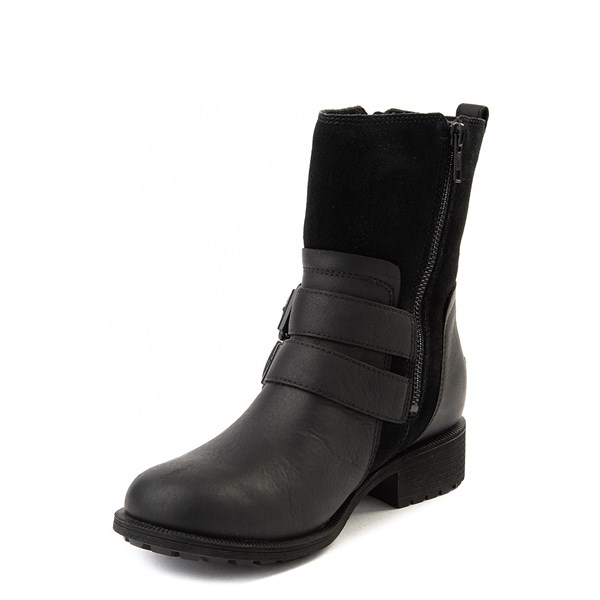alternate view Womens UGG® Wilde Boot - BlackALT3