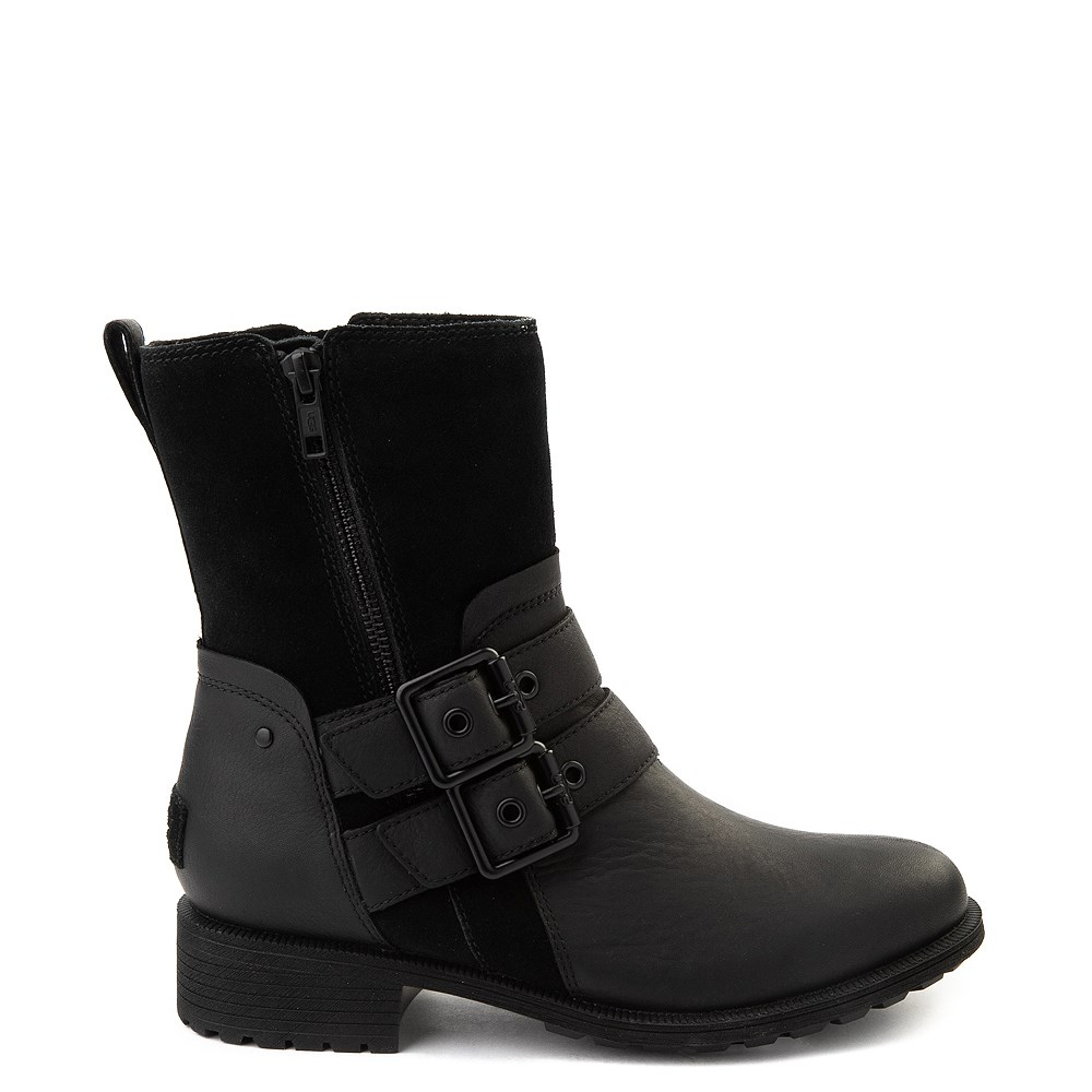 Womens UGG® Wilde Boot - Black