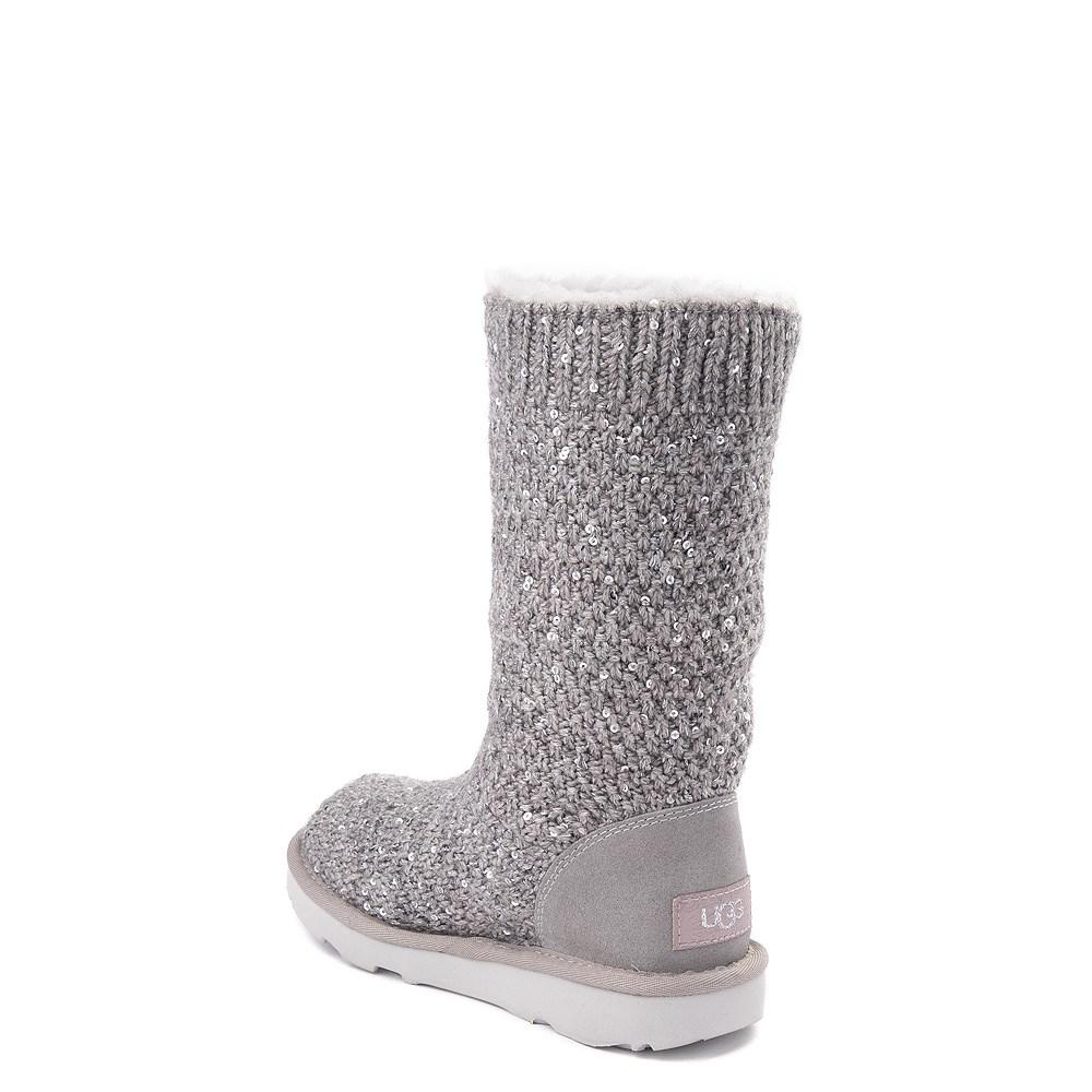 3f86d2c1e07 UGG® Knit Sequin Boot - Little Kid / Big Kid