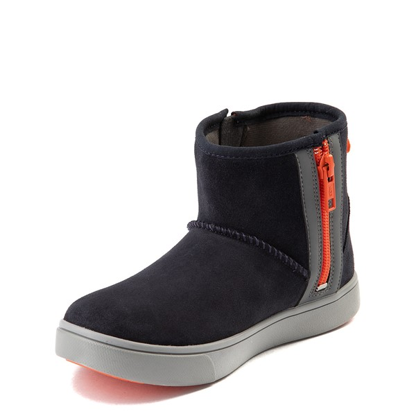 alternate view UGG® Adler Casual Shoe - Little Kid / Big Kid - True NavyALT2