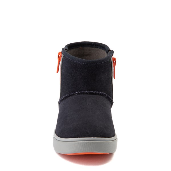 alternate view UGG® Adler Casual Shoe - Little Kid / Big Kid - True NavyALT4